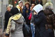 Muslim women (photo: dpa)