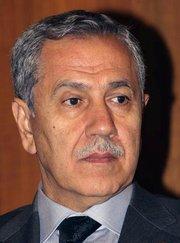 Bülent Arinc (photo: AP)