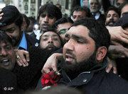 Mumtaz Qadri (photo: AP)