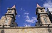 The Maronite cathedral in Aleppo's Jedeide district (photo: Claudia Mende)