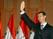 Syria's President Bashar al-Assad (photo: AP)