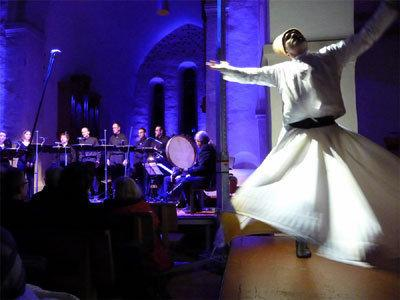 Sarband & Innovatiqua Festival Ensemble in Winterthur (photo: © Sarband)
