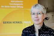 Prof Gudrun Krämer (photo: dpa)