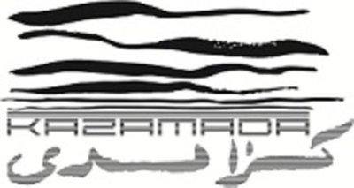 The logo of the band KazaMada
