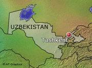 Map of Uzbekistan (source: dw-world.de)
