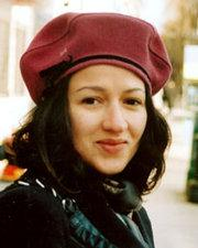 Zineb El Rhazoui (photo: private)