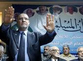 Essam El-Erian, one of the most prominent leaders of the Muslim Brotherhood in Egypt (photo: AP)