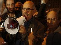 Mohammad ElBaradei (photo: AP)