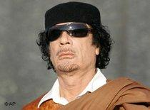 Muammar al-Gaddafi (photo: AP)