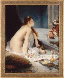 Oil on canvas, 149.5 x 118.3 cm, Musée des Beaux-Arts, Nantes © RMN/Gérard Blot