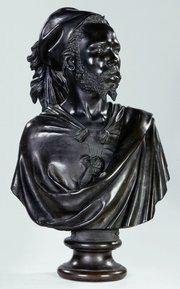 Bronze, 84 x 49 x 37 cm © Musée de l'Homme, Paris