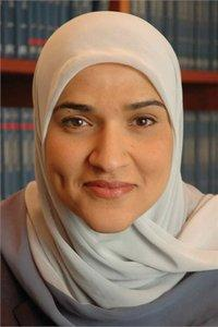 Dalia Mogahed (photo: AP)