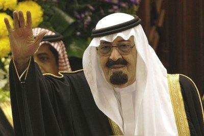 King Abdullah (photo: AP)