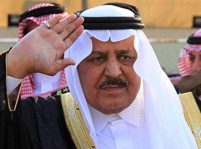 Minister of the Interior Naif (photo: AP)