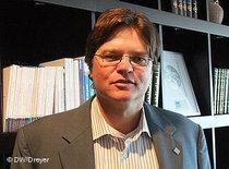 Christian Koch (photo: DW/Dreyer)