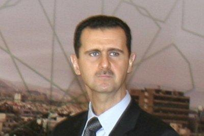 Syria's President Bashar Al-Assad (photo: AP)