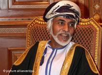 Sultan Qaboos bin Said (photo: AP)