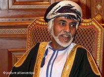Sultan Qaboos bin Said (photo: AP)
