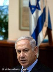 Benjamin Netanyahu (photo: picture-alliance/dpa)