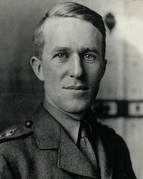 Armeefoto T.E. Lawrences aus dem Jahr 1915