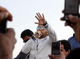 Tamer Hosny (photo: AP)