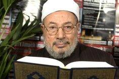 Yussuf Al-Qaradawi (photo: dpa)