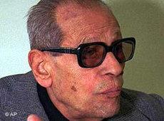 Naguib Mahfouz (photo: AP)
