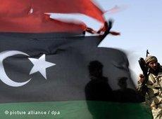 Rebels in Misrata (photo: picture alliance/dpa)