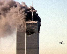 The terrorist attacks on the World Trad Center on September 11, 2001 (photo: dpa)