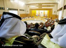 Arab League Meeting in Cairo (photo: picture alliance/dpa)