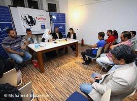 Tahrir Lounge (photo: Mohamed Elmaymony/DW)