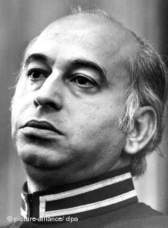 Zulfikar Ali Bhutto (photo: picture-alliance/dpa)