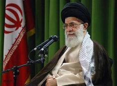 Iran's religious leader Ayatollah Khamenei (photo: AP)