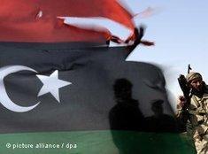 Rebels in the Libyan city of Misrata (photo: dpa)
