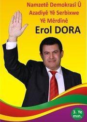Erol Dora poster (photo: PR)