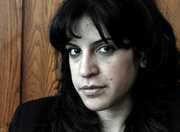 Lina Ben Mhenni (photo: DW)