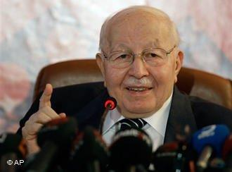 Necmettin Erbakan (photo: AP)