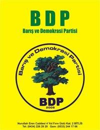 Logo of the BDP party (image: www.bdp.org.tr)