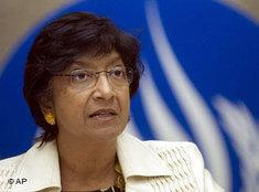 Navanethem Pillay (photo:AP)