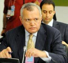 Außenminister Mohammed al-Orabi; Foto: AP