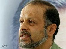 Akbar Ganji (photo: DW)