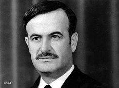Hafez al-Assad (Photo: AP)