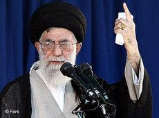 Iran's supreme leader, Ayatollah Ali Khamenei (photo: FARS)