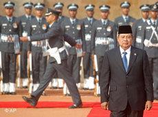 President Susilo Bambang Yudhoyono of Indonesia (photo: AP/dapd)