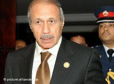 Former Interior Minister Al-Adly (photo: picture-alliance/dpa)