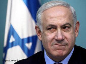 Israel's prime minister Benjamin Netanjahu