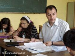 Religious education for Alevis (photo: picture-alliance/dpa)