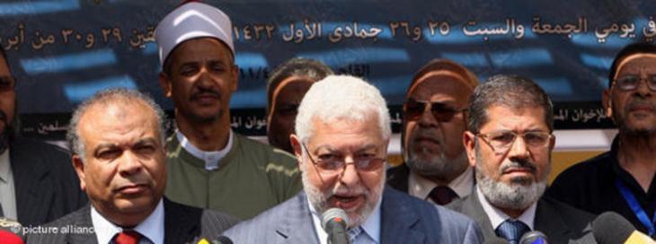 الإخوان المسلمون في مصر