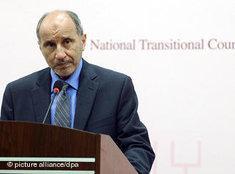 Mustafa Abdel Jalil (photo: picture-alliance/dpa)