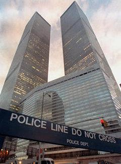 The WTC in 1993 (photo: AP)